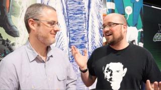WonderCon 2014: Robert Venditti Part 2