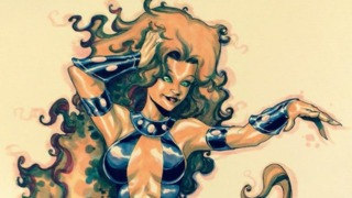 Awesome Art Picks: Flash, Spider-Man, Starfire, and More