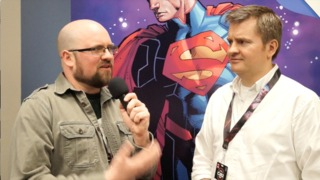 C2E2 2014: Charles Soule Talks Superman: Doomed and RED LANTERNS