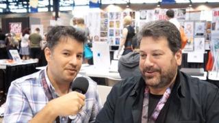 C2E2 2014: Peter Tomasi talks ROBIN RISES