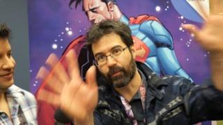 C2E2 2014: Greg Pak talks Superman: Doomed and Earth 2 Batman and Superman