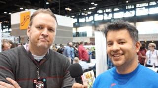 C2E2 2014: Jeff Parker talks FLASH GORDON
