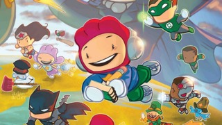 Exclusive Preview: SCRIBBLENAUTS UNMASKED: A CRISIS OF IMAGINATION Chapter 11