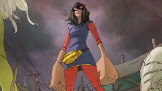 Exclusive First Look: MS MARVEL #4