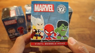 What's in the Box? -- Funko Marvel Mystery Minis