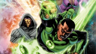 Exclusive Preview: GREEN LANTERN CORPS #31