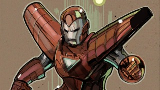 Awesome Art Picks: Spider-Man, Poison Ivy, Iron Man, and More