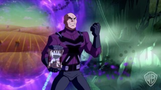 'JLA Adventures: Trapped in Time' Clip