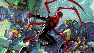 Go Back to the Future with SUPERIOR SPIDER-MAN #32-33