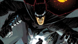 Exclusive: BATMAN #34 Cover and Solicit Reveal