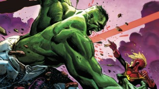 Exclusive Preview: HULK #3