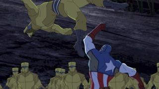 """Marvel's Avengers Assemble  - """"Exodus"""" Clip"""