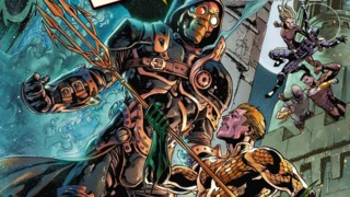 Exclusive Preview: AQUAMAN AND THE OTHERS #3