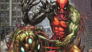 Exclusive First Look: DEADPOOL VS CARNAGE #4