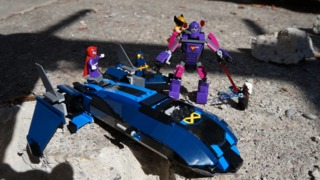 Awesome Toy Picks: LEGO X-Men vs. the Sentinel