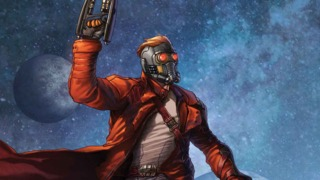 First Look: THE LEGENDARY STAR-LORD #1!