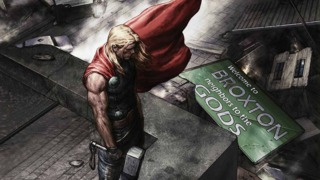 Exclusive First Look: THOR: GOD OF THUNDER #24