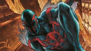 First Look: SPIDER-MAN 2099 #1