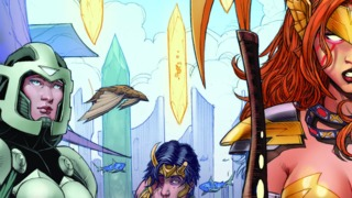 The History of Angela Revealed in THOR & LOKI: THE TENTH REALM #1