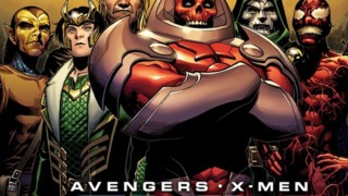 Marvel 'March to AXIS' Solicitations and Covers
