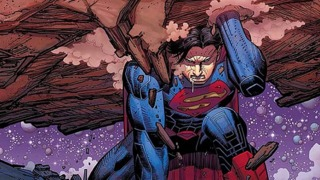 Advanced Review: SUPERMAN #32 by Geoff Johns and John Romita Jr