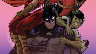 Exclusive Cover Reveals: Batman 75th Anniversary Themed Variants