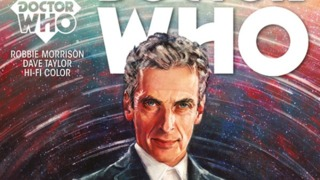 Covers Revealed for Twelfth Doctor Comic