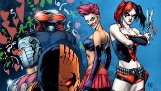 Exclusive Cover Reveal: NEW SUICIDE SQUAD #1 variant by Ivan Reis and Eber Ferreira