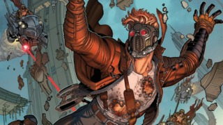 Exclusive Preview: GUARDIANS OF THE GALAXY #16