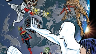 First Look: SILVER SURFER #4