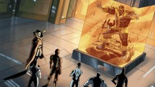 Marvel Teaser: INFINITY Aftermath
