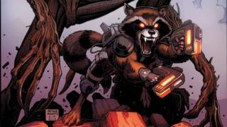 Exclusive: X-MEN #16 & UNCANNY X-MEN #23 'Guardians of the Galaxy' Variant Covers