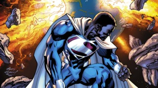 Exclusive Preview: EARTH 2 #25--Rise of a Superman