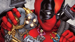 Exclusive Preview: DEADPOOL VS. X-FORCE #2