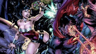 Exclusive Cover Reveal: SUPERMAN/WONDER WOMAN ANNUAL #1