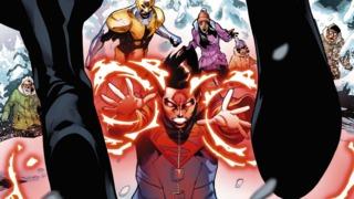 Exclusive Preview: SUPERBOY #33