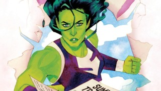Exclusive Preview: SHE-HULK #6