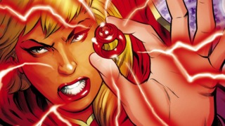 Exclusive Preview: SUPERGIRL #33