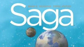 SAGA Deluxe Hardcover Announced