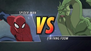 """Marvel's Ultimate Spider-Man: Web Warriors  - """"The Avenging Spider-Man: Part One"""" Clip"""