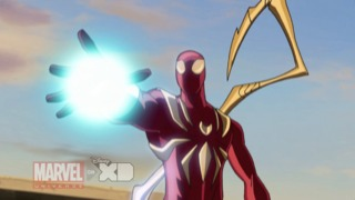 """Marvel's Ultimate Spider-Man: Web Warriors - """"The Next Iron Spider"""" Clip"""