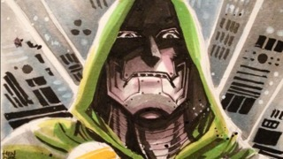 Awesome Art Picks: Doctor Doom, Deadpool, Spider-Man, and More