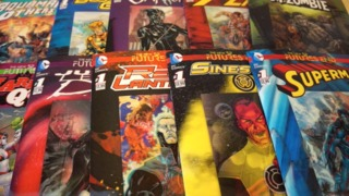 Hands On: THE NEW 52 FUTURES END 3D Week Four Comics