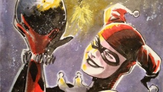 Awesome Art Picks: Harley Quinn, Spider-Gwen, Storm, and More