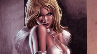 Awesome Art Picks: Emma Frost, Rocket Raccoon, Black Cat, and More
