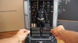 Hands On: Batman Armory with Batman Sixth Scale Figure by Hot Toys