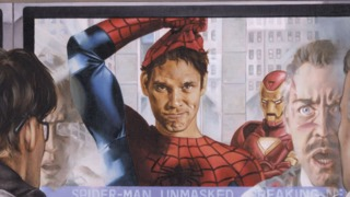 Off THEIR Minds: How do Superheroes Prevent Mask or Cowl Hair?