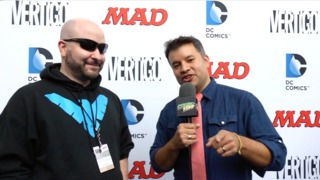 NYCC 2014: Marc Andreyko Talks BATWOMAN in Space and the new WONDER WOMAN 77 Series