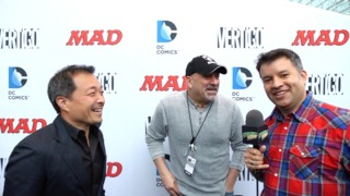 NYCC 2014: Jim Lee & Dan DiDio Talk Batman's 75th, Working on Comics and being Publishers, and More