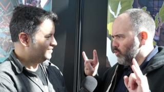NYCC 2014: Gerry Duggan Talks ARKHAM MANOR